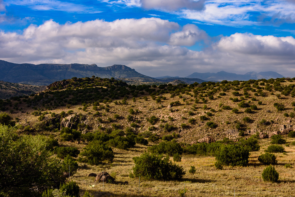 Fort Davis Tx >> Davis Mountains Near Ft Davis Tx View Of The Davis Mount