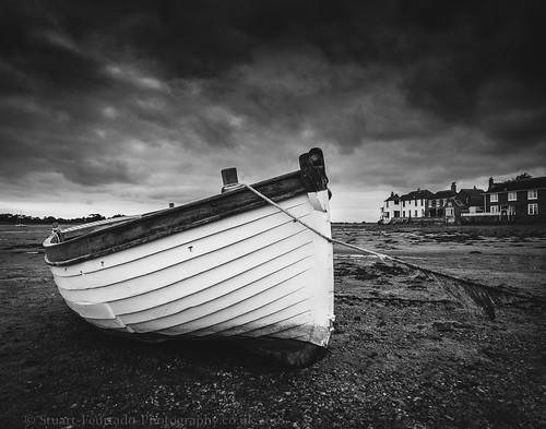 Bosham at low tide