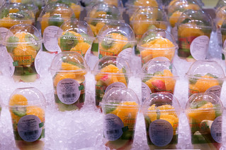 Fruitsnacks kept cold in Ice | by verchmarco