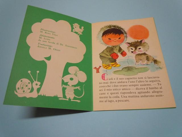 1971 Libro per Bambini - Children Book - Ed. Capitol