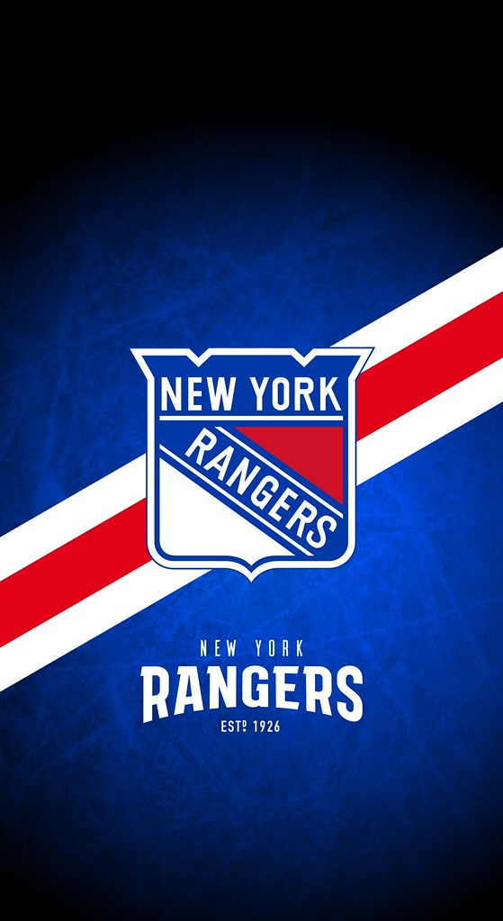New York Rangers Nhl Iphone X Xs Xr Lock Screen Wallpape