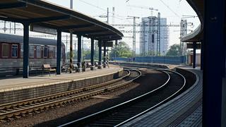 Bratislava (main) railway station    [DSC04914] | by SeppoU [Read 'About' for info!]