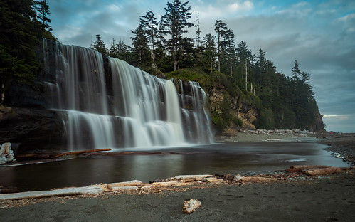 Tsusiat Falls | by `James Wheeler
