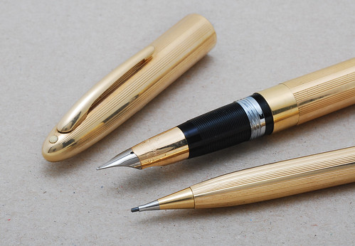 Sheaffer Snorkel Triumph set 7 | by c_m_z