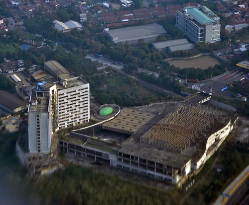 bandung westjava jawabarat aerialview aerial fotoudara building gedung construction konstruksi