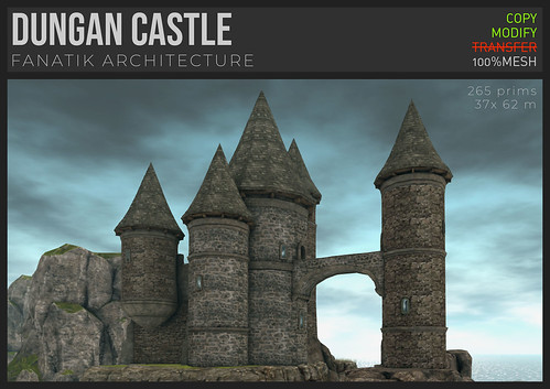 Fanatik Dungan Castle
