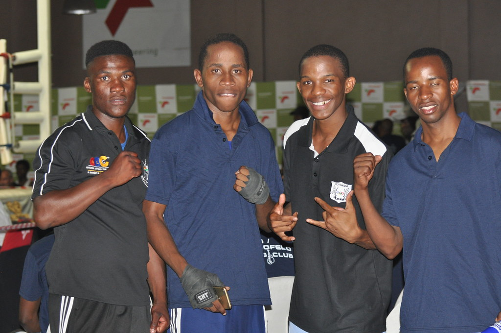 2018-10-27 Gauteng Elite Boxing League club tournament