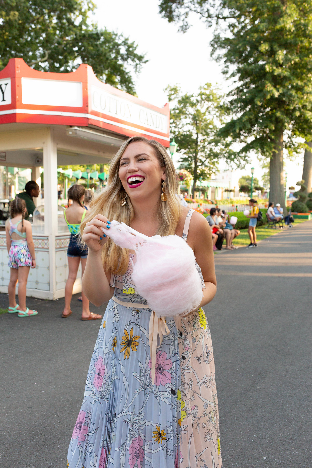 Playland Park Cotton Candy Most Instagrammable Places in Westchester County New York