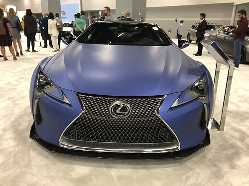 2018 Miami International Auto Show: Bigger & Bolder Photo