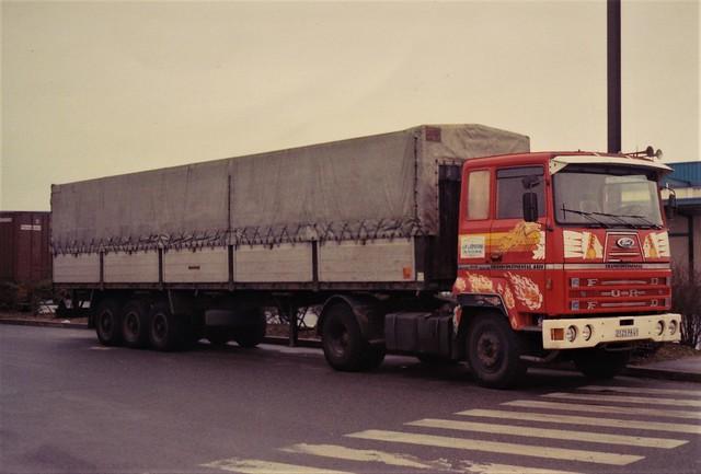 Ford Transcontinental 4435 Créteil (94 Val de Marne) 1990a