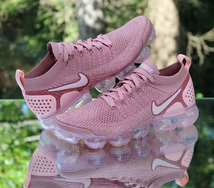 official photos 8f5f2 77200 Nike Air VaporMax Flyknit 2 Rust Pink 942843-600 Women s S…   Flickr