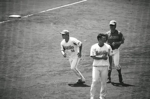 Yokohama DeNA Baystars vs TOSHIBA