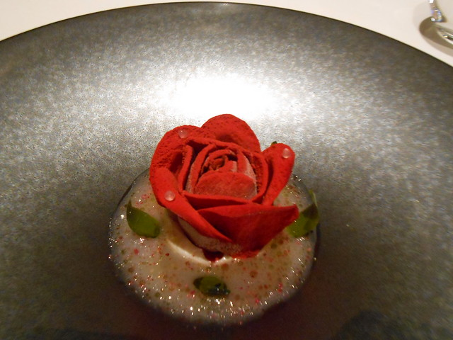 Edible Damascus Rose