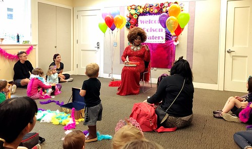 Drag Queen Storytime with Poison Waters