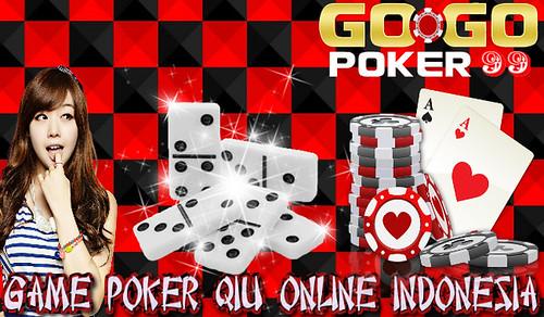 Game Poker Qiu Online Indonesia | Gogopoker99