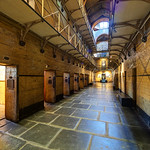 Ground Floor of the Old Melbourne Gaol