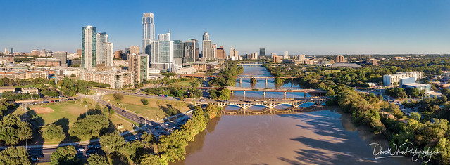 Austin Skyline, 2018