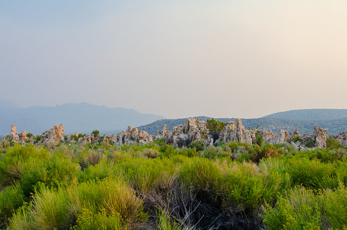 Mono Lake | by Julien | Quelques-notes.com