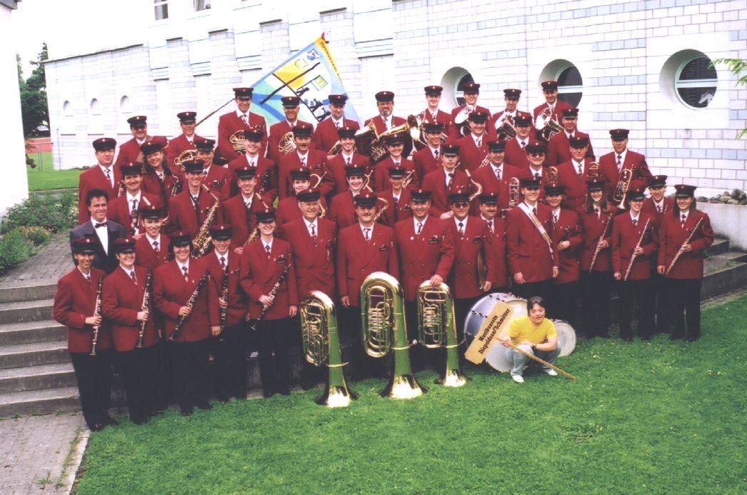Kreismusiktag 2003 - Rebstein
