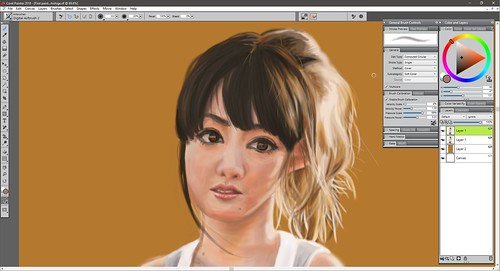 Sayu Corel Painter 2018 XXIII