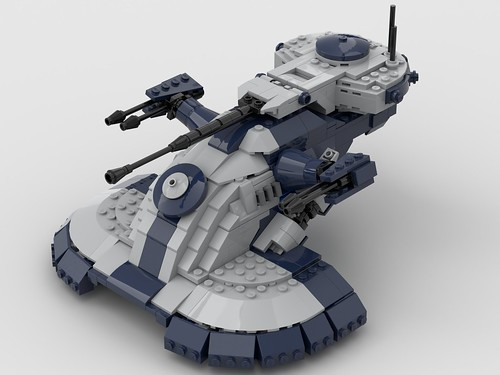Armored Assault Tank - AAT-Final | by IcarusBuilds