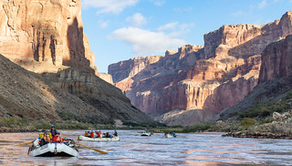 Grand Canyon - Colorad River Rafting | by No Barriers USA