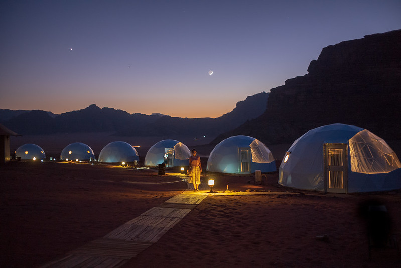 Glamping Space :<br />Evolution & Appropriation. <br><h4>Author: Greg Watt</span></h4>