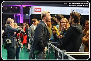 Zürich Film Festival 2018 (302) Friedrich Mücke