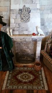 Hogwarts Gryffindor Common Room Diorama - 1:6 scale | Flickr