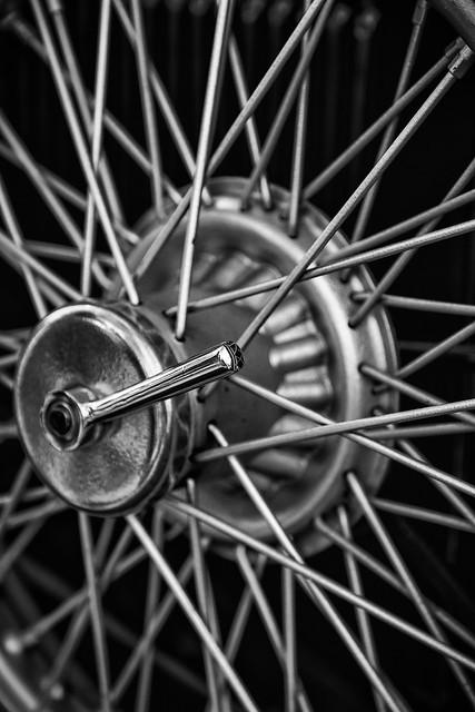 83/100: A spoke in the wheel...