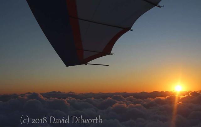 Morning Glory Sunrise Moment