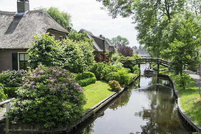 Giethoorn, Alankomaat
