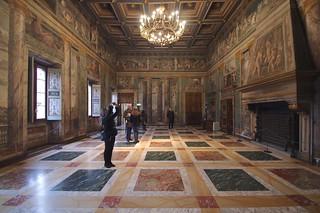 Villa Farnesina 01   by uvurp
