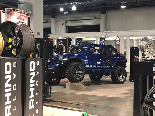SEMA 2018 Jeep Wranglers | by ORACLE LIGHTING