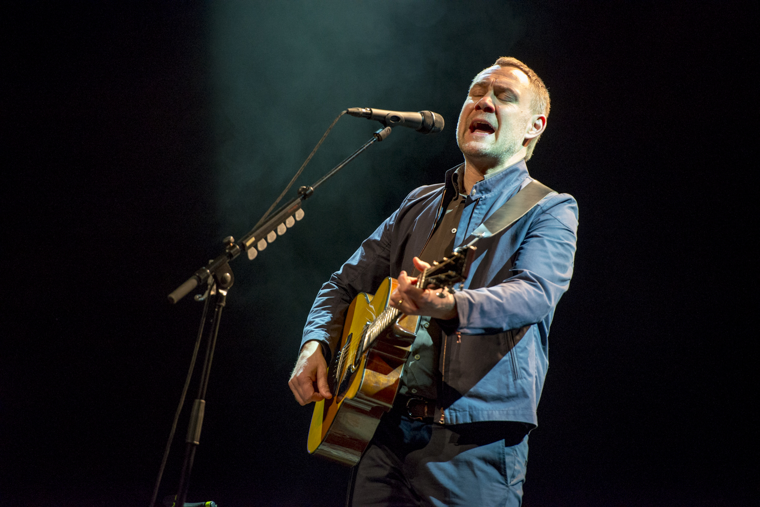 David Gray @ De Roma 2016 (Nick De Baerdemaeker)