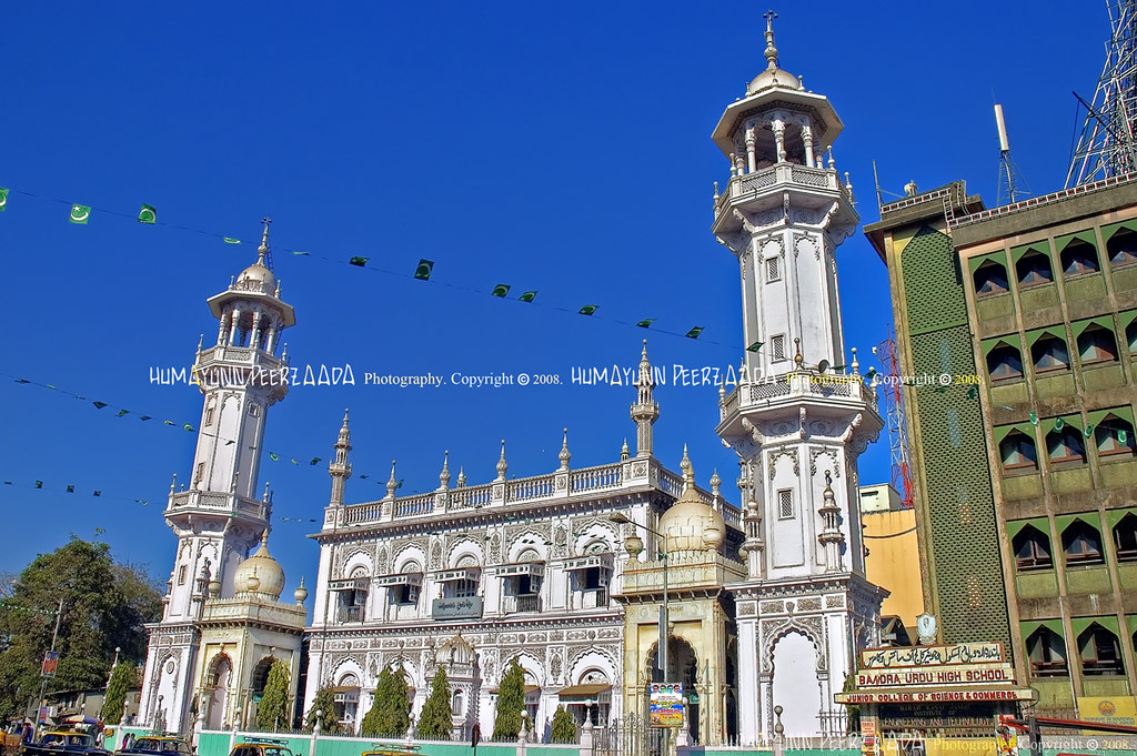 Jama Masjid, Bandra, Mumbai - India | Jama Masjid: It is bel… | Flickr