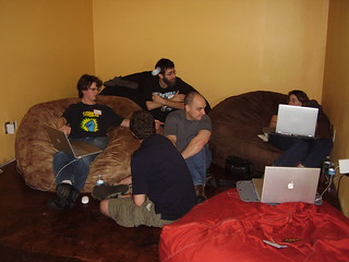 3 am at Codeathon in Comfort | by Rich_Vazquez