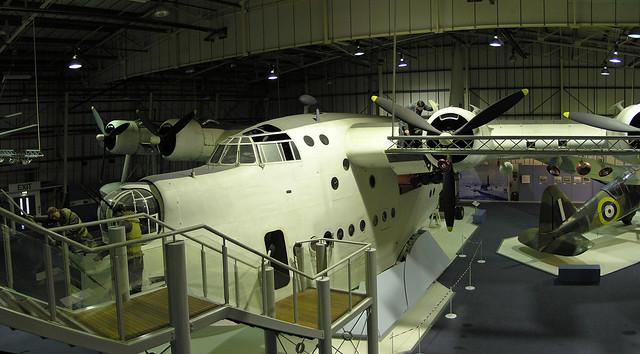 Royal Air Force museum panorama 3