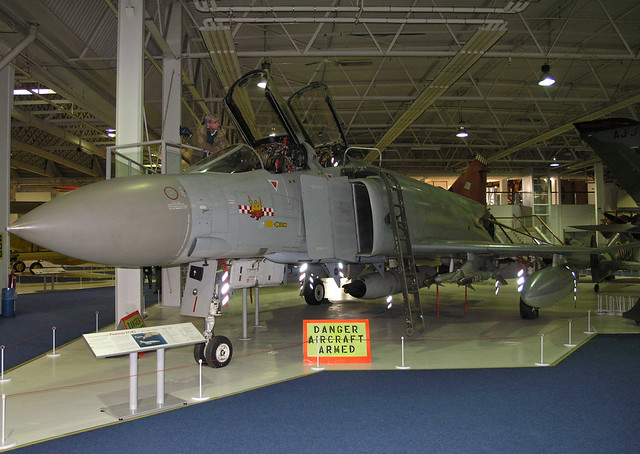 Royal Air Force museum - Phantom