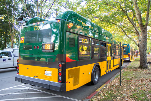 King County Metro Gillig Low Floor 40' HEV