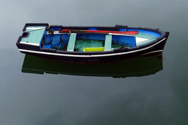 El bote de Caronte