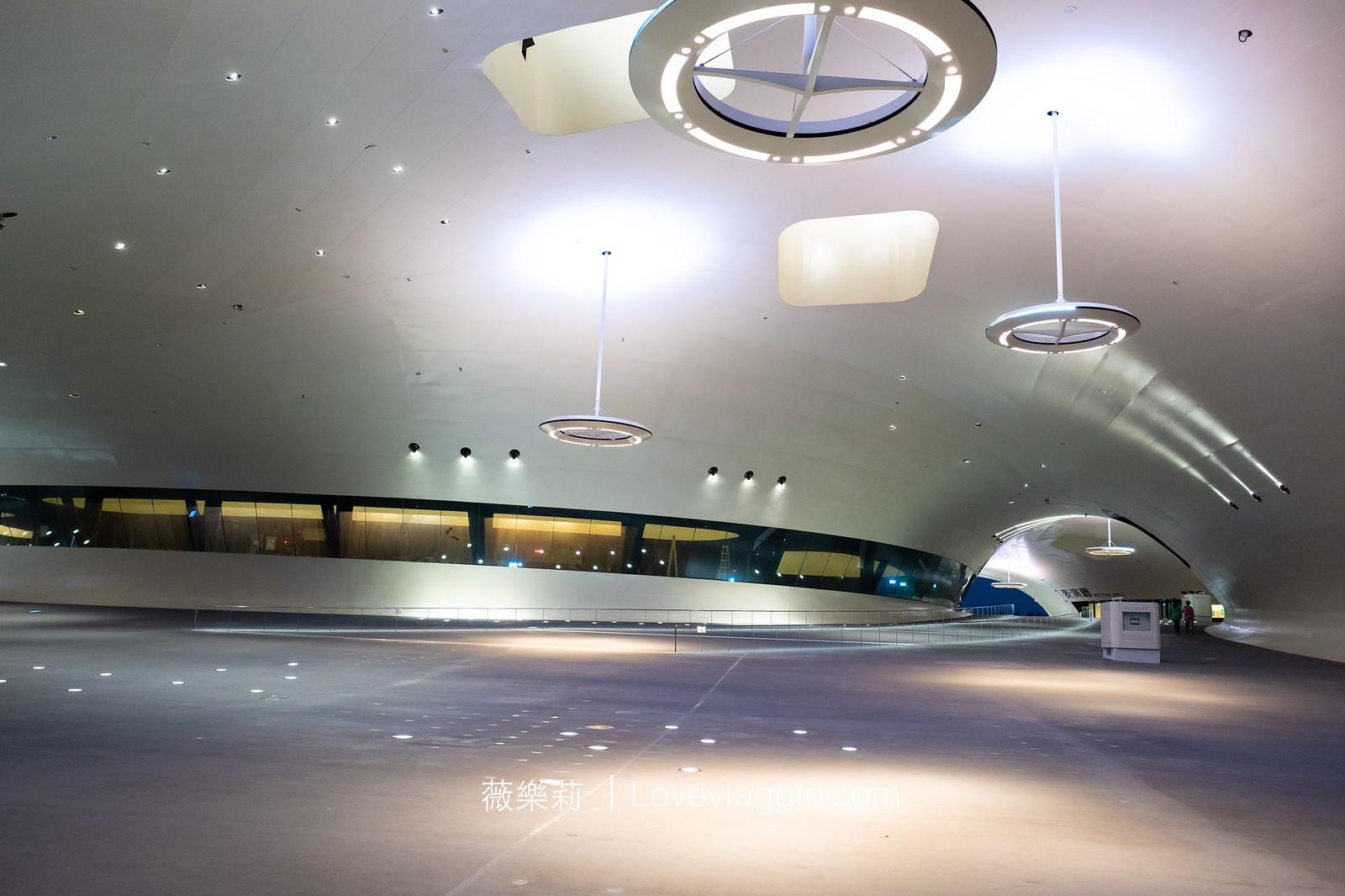 【高雄 Kaohsiung】衛武營國家藝術文化中心 世界級絕美建築設計 全台最大歌劇院 @薇樂莉 Love Viaggio | 旅行.生活.攝影