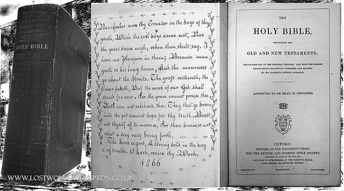 lawyers field bible | by Lost Wolverhampton