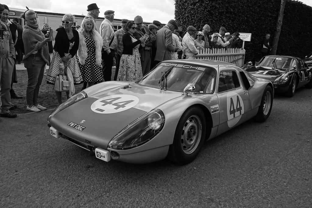 Porsche 904 Carrera GTS 1964, RAC TT Celebration, Goodwood Revival Meeting (7)