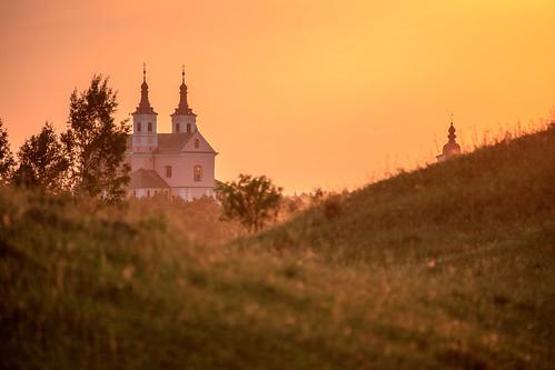 masuria mazury poland polska wigry klasztor pokamedulski monastery wigierski park narodowy national suwalszczyzna zabytek zabytki religia religion