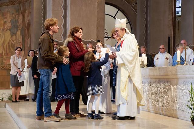 Envoi des Laïcs en Mission Ecclésiale 2018