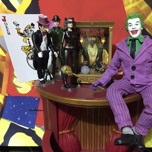 Joker meets Zoltar | by Therin of Andor
