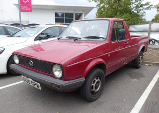1989 VW Golf Caddy | by Spottedlaurel