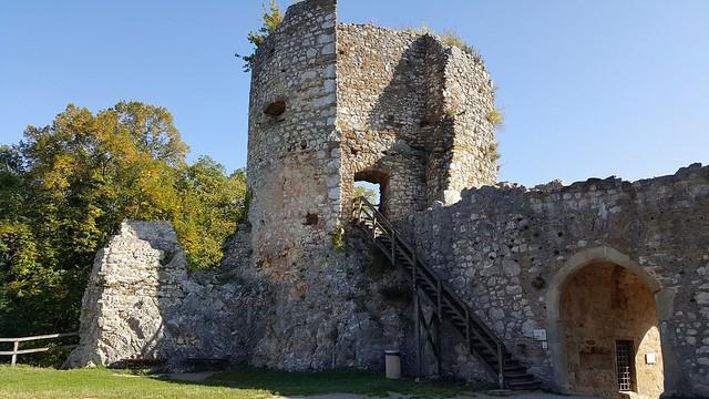 Ruine Landskron, Leymen