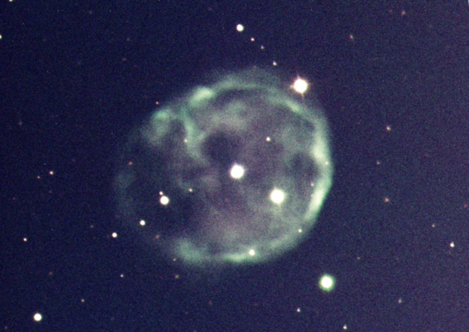 NGC246 Skull Nebula
